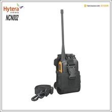 TC-268S two way radio TC-368S TC-700 Nylon carrying bag half jacket (not rotating) (Black) NCN002
