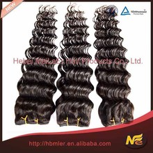 2015 New Arrival Top Quality 100% Remy Deep Wave KBL Brazilian Hair