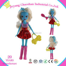 High quality and environmentally friendly monster wholesale plastic doll