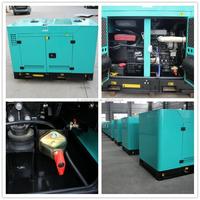 220v diesel electric silent generators 10k