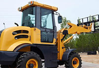 1.2tonl front end loader with quick hitch