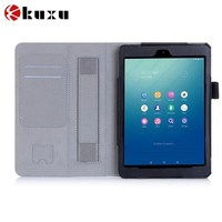 2015 Wholesale High Quality Leather PC Smart Sleep Function Tablet Case for Nokia N1