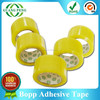 China Experienced Factory Supply Cheap Yellowish Acrylic Waterproof Adhesive Tape