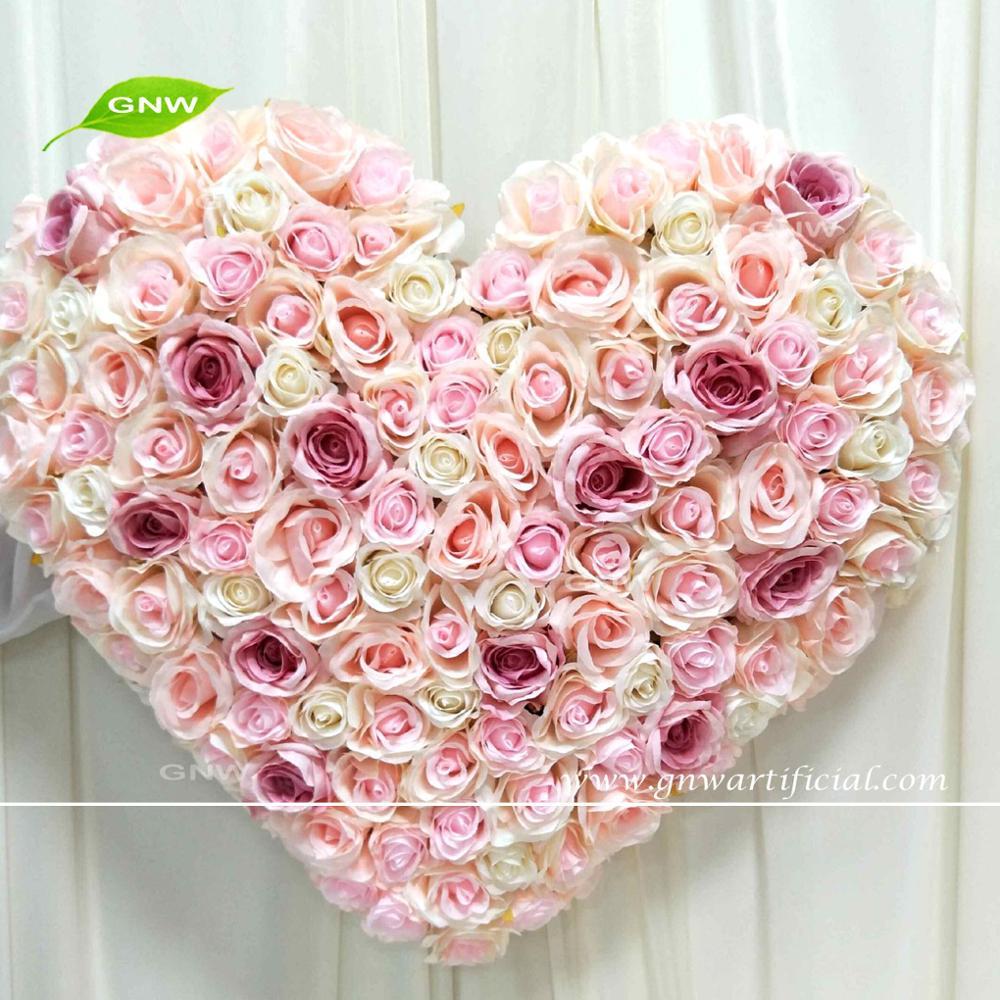 Gnw Flwd1707023 Indian Wedding Flower Garland Wedding Stage Flower ...