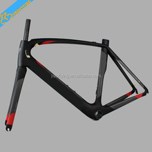 Good Price black Carbon Bicycle Frame China,Multicolor Choice Carbon Bicycle Frame,beautiful carbon frame on selling