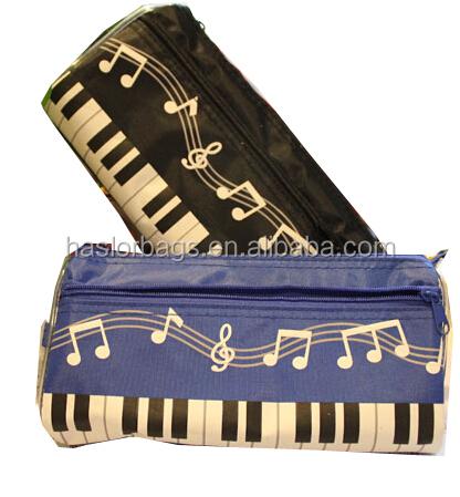 Piano Printing Patten school pencil case
