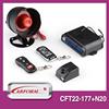 ultrasonic sensor output wireless voice car alarm system