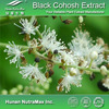 Herb Extract Powdered Black Cohosh Extracts Triterpene Glycosides