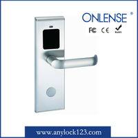Electronic hotel card door lock access control