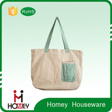 2015 Homey New Design Wholesale Eco-friendly Multifunctional Fashion Waterproof Classic Tote Bag for Office Use