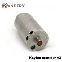 2015 new arrival kayfun monster v2 rda clone / kayfun monster v2 rda atomizer