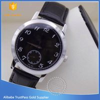 High quality best selling factory direct price lady leather watch
