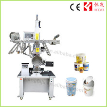 Heat transfer label machine for Paint Bucket made in China