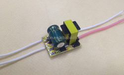 led driver 3w led power supply high quality and factory price constant current led drive