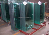 CE / CCC / ISO9001 6mm Toughened Flat Glass Prices for Buildings