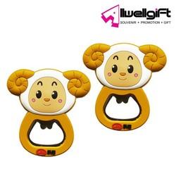 Soft PVC Sheep Fridge Magnet High Quality Fridge Magnet