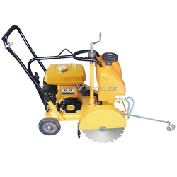 Portbale Concrete Cutter for Road Construction Site with petrol engine