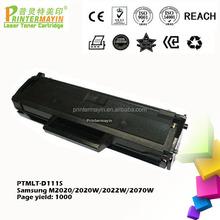MLT-D111S Black Toner Cartridge FOR Samsung M2070 (PTMLT-D111S)