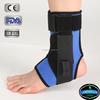 Lace-Up Medical Neoprene 0rthopedic Sport Velcro Ankle Brace/Neoprene Ankle Sleeve