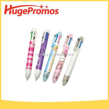 Promotional Plastic Shaped Multi-Function Pen