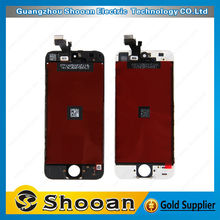 foxconn screen for iphone 5 5g lcd touch screen digitizer assembly