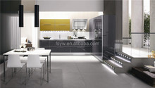 2016 high gloss modern kitchen cabinet combinations for kitchen furniture designs