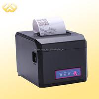 TP-8017-URL 2015 New Design POS 80 Printer Multi Ports Optional 3 Inch Bill Printer