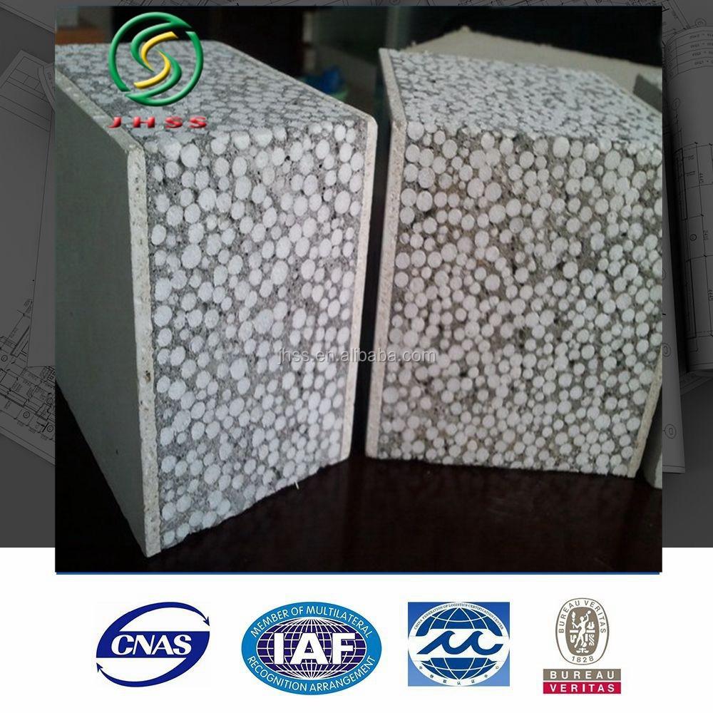 Foam concrete wall insulation board buy wall insulation for Concrete foam insulation