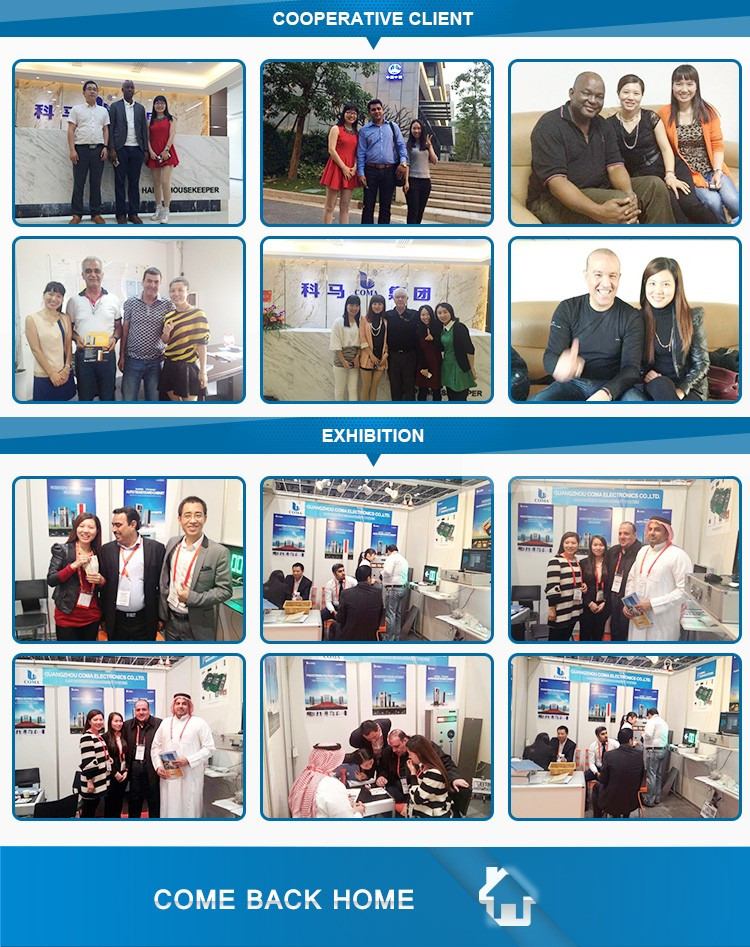 clients of Guangzhou Coma LTD