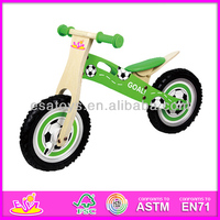 2015 Hot sale high quality toy bike, new and popular balance toy bike, wooden toy bike W16C002