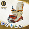 SPA-922 professional pedicure foot spa massage chair pedicure chair leather cover for manicure