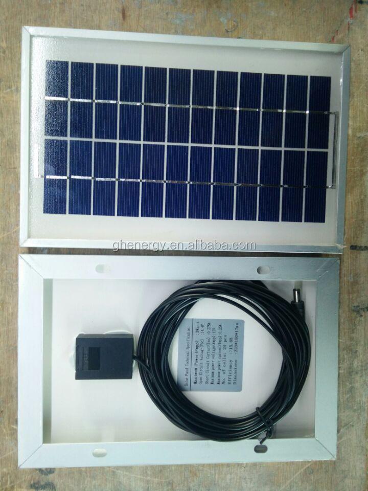 5 v 6 v petit panneau solaire mini panneau solaire pour. Black Bedroom Furniture Sets. Home Design Ideas