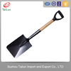 TaiLun Plastic Coated Heated Wholesale Snow Shovels With Plastic Grip Wood Handle