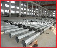 stainless steel power pole