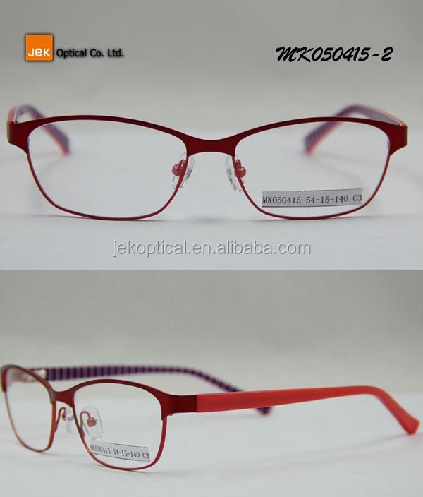 shenzhen square slim girls eyeglass glasses optical frame ...