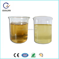 GUOLIAN chemical highly transparent acrylic resin for paint usedwidely in garment leather split and soft