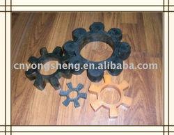 flexible shaft couple/rubber coupler
