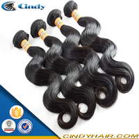 many colors defferent length 100% virgin chinese body twist human hair weaving