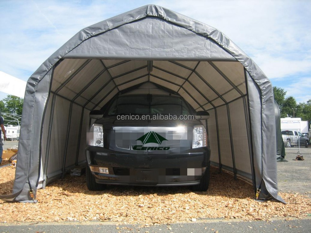 2015 Barn Style Car Garage Car Shelter Backyard Storage