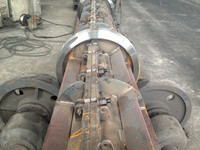 Prestressed Concrete Electric Pole Spining Steel Mould