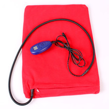 Pet Heat Pat With Cover 44cm x 33cm Petnap Cat Dog Bed Pet Electric Whelping Box Heat Pad
