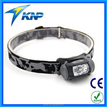 High Power Red 125 Lumens 1+3 led Head Lamp