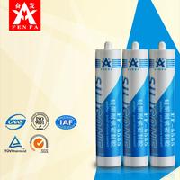 Food safe white 100 silicone sealant F-5555