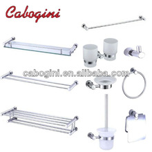 304 stainless steel cheap modern bathroom accessories set