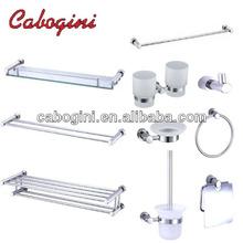 304 stainless steel cheap modern bathroom accessories set