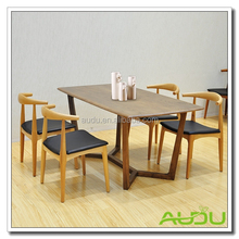 Restaurant Furniture Chairs/Wood Kennedy Chairs/Europe Cafe Chairs
