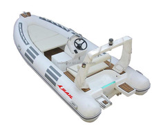 SAIL 4.7m fishing rigid inflatable boat / RIB boat RIB470W