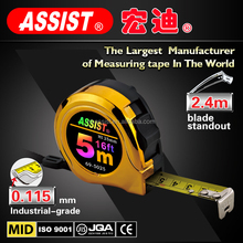 function of measuring tools ABS case steel tape measure