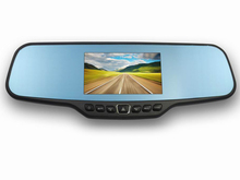 NT96650 chipset 170 degree supper wide viewing angle all-round car camera system with optional GPS tracking function