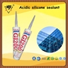 Fast In Drying Acidic Silicone Sealant/Weatherproof Silicone Sealant